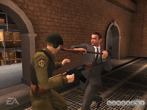 007 from russia with love para ps2: